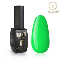 Гель-лак MILANO Neon NE-09 8 мл