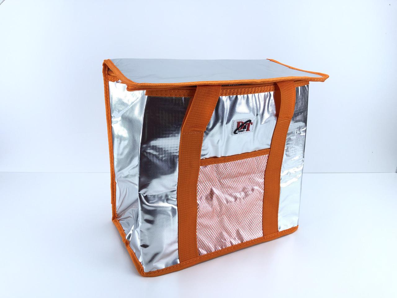 Термосумка переносная DT-4250 /36x22x33 см/ Сумка холодильник