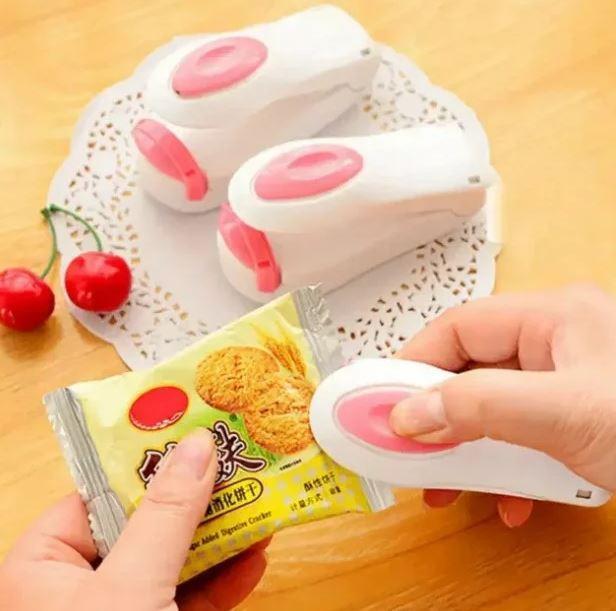 Ручний міні зварювач пакетів вакуумний пакувальник Korea Type Mini Sealing
