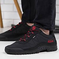 Мужские кроссовки с прошитой подошвой