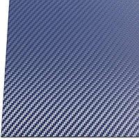 Holstex Carbon (Карбон)/POLICE Blue (Синий) 2х300х150 мм