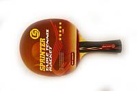 Ракетка для настольного тенниса 5***** для среднего уровня