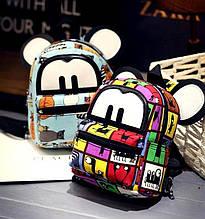 Жіночий рюкзак Міккі Маус