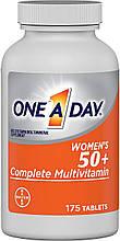 Мультивитамины и минералы для женщин старше 50 лет One-A-Day, Bayer, 175 таблеток