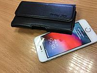 Чехол-сумочка для Apple Iphone 5/5s/SE/6/6s/7/8 (кобурка) на пояс(до138мм)