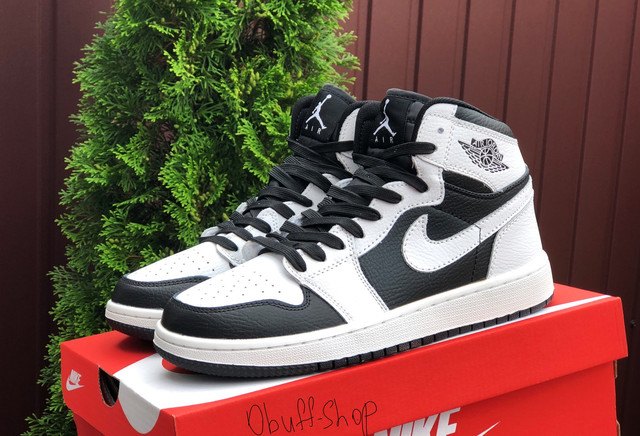Баскетбольні кросівки Nike Air Jordan - Високі кросівки Найк Аїр Джордан
