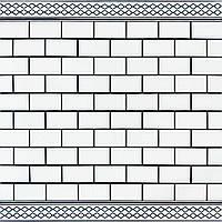 Самоклеющаяся виниловая плитка 600х600х1,5мм, цена за 1 шт. (СВП-210) Глянец, фото 1