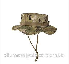 Панама армійський камуфляж мультикам бавовна 100% (MFH) Німеччина