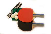 Набор для настольного тенниса ракетки мячики сетка
