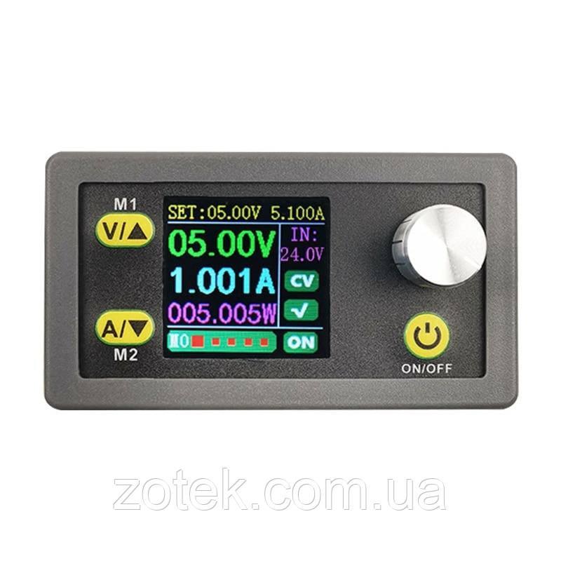 WUZHI WZ3605E 36V/5A 80W 80Вт Лабораторний Понижуючий-Підвищує блок модуль живлення