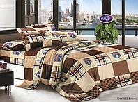 Набор постельного белья бязь №пл91 Полуторный, фото 1
