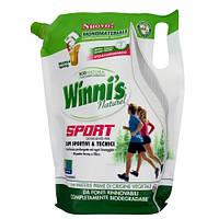 Гіпоалергенний гель для прання спортивного одягу WINNI'S SPORT ECOF. 800 мл, арт.037022
