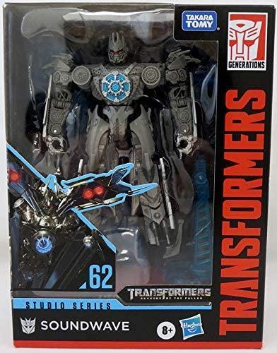 Трансформер Соундвейв Орбитальный Шпионаж 16 см Transformers  Studio Series