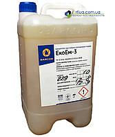 ЭкоЭМ-3, полусинтетическая СОЖ премиум-класса для цветных металлов