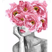 Картина по Номерам Цветущая красота 40х50см Strateg