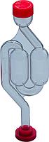 Гидрозатвор двухкамерный плоский