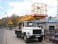 Послуги автовишки Київ в Києві Автовишки в Києві, фото 1