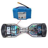 Запасний акумулятор для гироскутера 10S2P Samsung 36V / 4400mAh