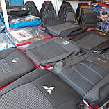Авточохли на Citroen Jumpy 1995-2004 роки 1+2 van, Сітроен Джампі 1+2, фото 7