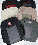 Авточохли на Citroen Jumpy 2004-2007 роки 1+2 van, Сітроен Джампі 1+2, фото 5