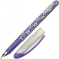 Ручка перьевая Schneider Pattern синий корпус