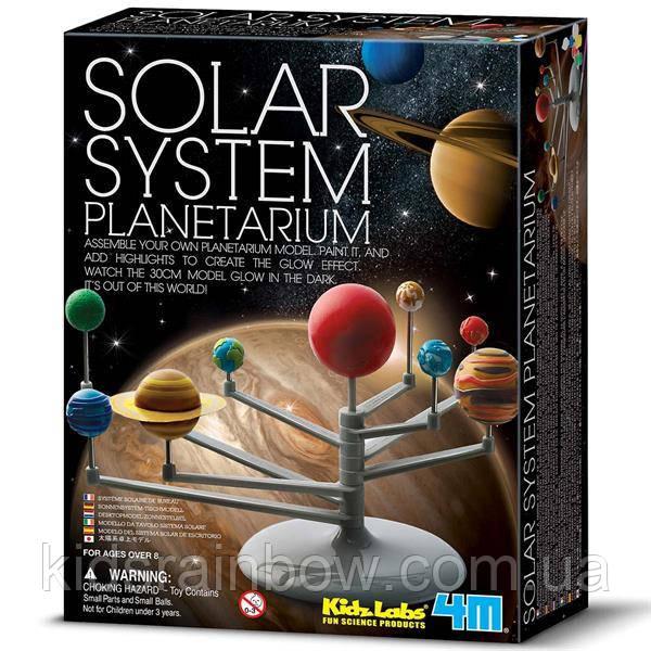 Модель Сонячної системи своїми руками 4M (00-03257)