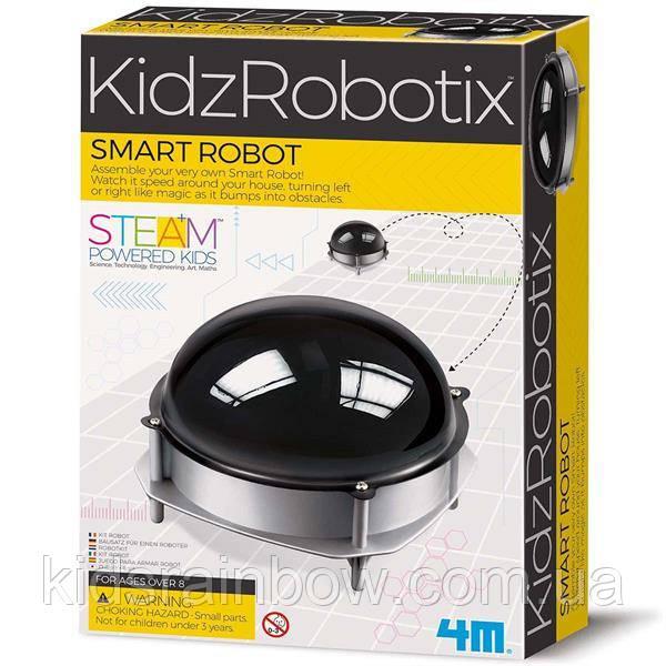 Розумний робот своїми руками 4M (00-03272)