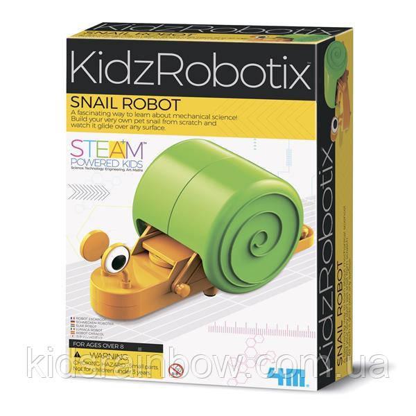 Робот-равлик своїми руками 4M (00-03433)
