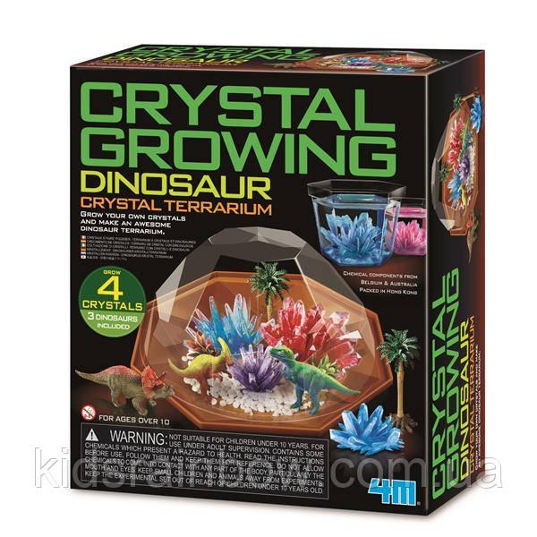 Набір для вирощування кристалів Динозаври 4M (00-03926/EU)
