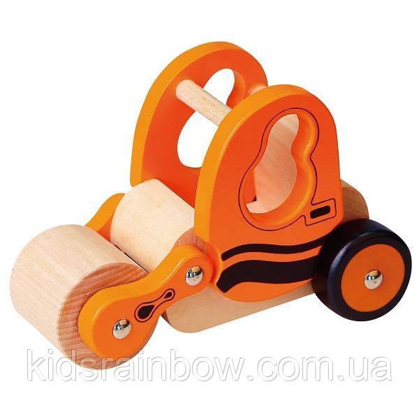 Дерев'яна яна іграшкова машинка Viga Toys Коток (59671VG)
