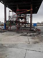 Наш объект , технологические трубопроводы на складе ГСМ Полтавского ГОКа - изготовление и монтаж с гарантией 5