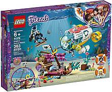 Конструктор Lego Friends 41378 Спасение Дельфинов.