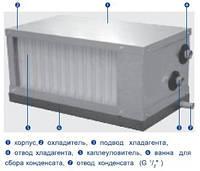 Канальное оборудование для прямоугольных воздуховодов