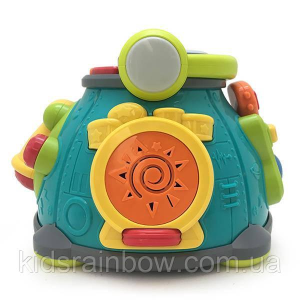 Музична іграшка Hola Toys Капсула караоке (3119)