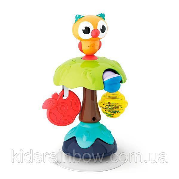 Брязкальце на присоску Hola Toys Совеня (3150B)