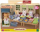 Сильваниан фэмилис мишка Ава повар школьный ланч Sylvanian Families Calico Critters, фото 4