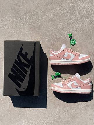 Женские кроссовки Nike Dunk Low Pearl, фото 2