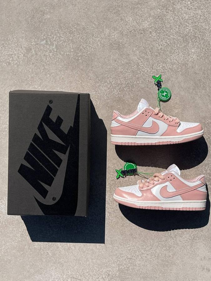 Женские кроссовки Nike Dunk Low Pearl
