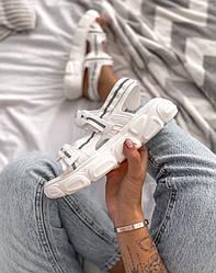 Женские сандалии Stilli Slippers White