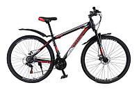 Горный Велосипед Champion Spark колеса 27.5 дюймов, стальная рама 19 дюймов вес 15кг -