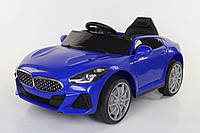 Ел-мобіль T-7661 EVA BLUE легковий на Bluetooth 2.4G Р/У 6V7AH мотор 2*18W з MP3 102*61*55 /1/