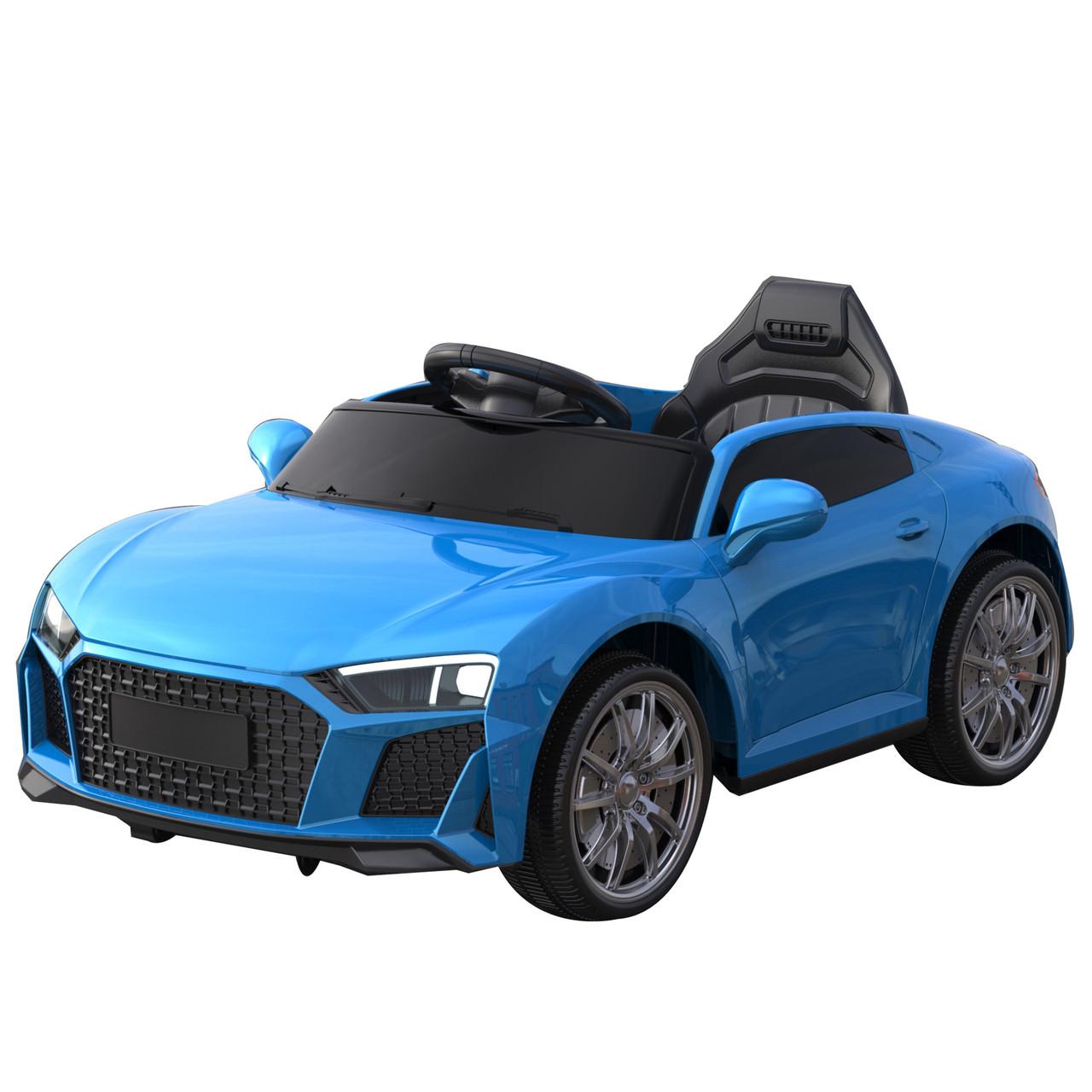 Їв-мобіль T-7662 EVA BLUE легковий на Bluetooth 2.4 G Р/У 6V7AH мотор 2*18W з MP3 102*61*55 /1/
