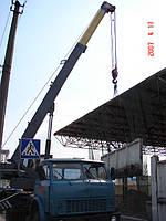 Услуги автокрана Киев (067) 447 5221 Аренда автокрана, манипуляторов, фото 1