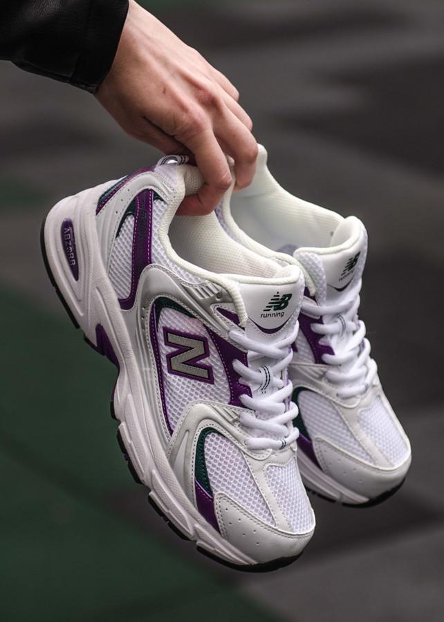 New Balance 530 Puprle/White