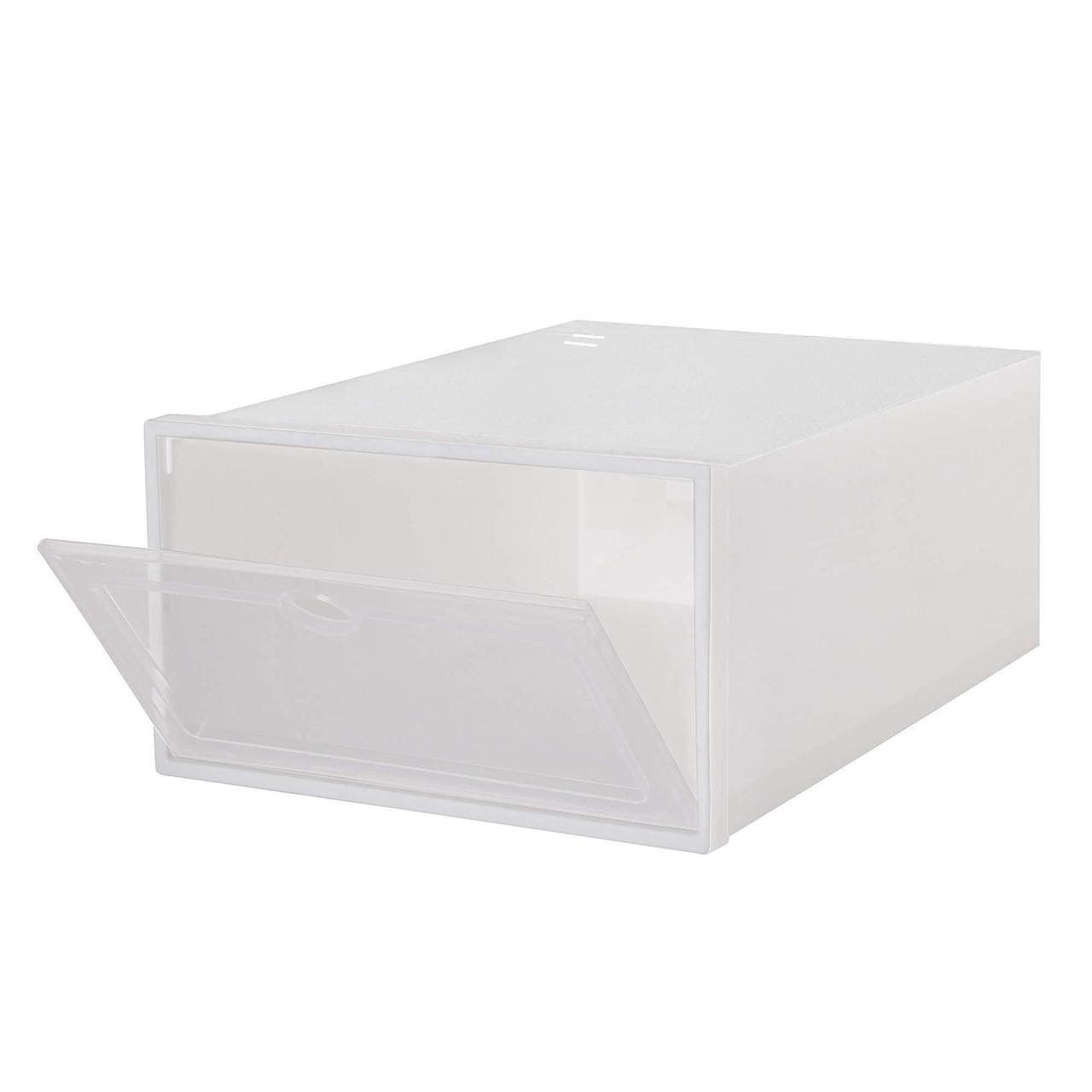 Органайзер (коробка) для обуви 33 x 23.5 x 13.5 см Springos HA3008