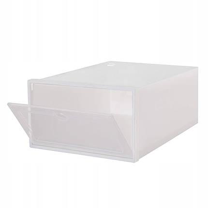 Органайзер (коробка) для обуви 33 x 23.5 x 13.5 см Springos HA3008, фото 2