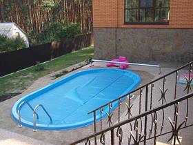 Поліпропіленові басейни під ключ