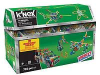 Конструктор Knex 70 моделей 705деталей