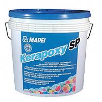 Mapei KERAPOXY SP - трехкомпонентный эпоксидный состав с высокой химической стойкостью (10кг)