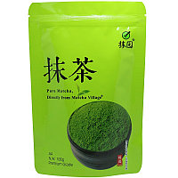 "Чай зелений японський Матчу преміум клас АА ТМ ""Matcha Village"" 100г"